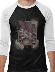 How to train your dragon Men's Baseball ¾ T-Shirt