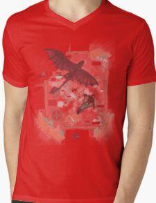 How to train your dragon Mens V-Neck T-Shirt