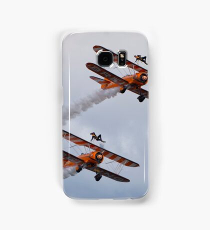 Breitling Wing Walkers Samsung Galaxy Case/Skin