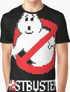 8-bit 'Busters Graphic T-Shirt