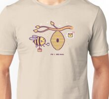 Bee mail Unisex T-Shirt