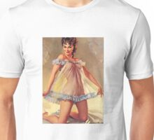 Gil Elvgren Appreciation T-Shirt no. 13. Unisex T-Shirt