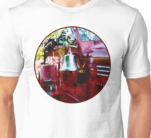 Bell On Fire Engine Unisex T-Shirt