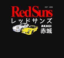 Initial D - Akagi RedSuns Classic T-Shirt