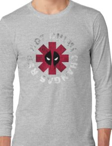 Red Hot Chimichangas Long Sleeve T-Shirt