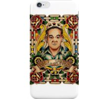 Old Timers - Bill Jones iPhone Case/Skin