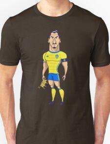 Zlatan (SuperEuros) Unisex T-Shirt