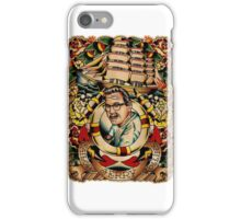 """Old Timers - Norman Collins """"Sailor Jerry"""" iPhone Case/Skin"""