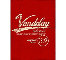 Vandelay Industries Photographic Print