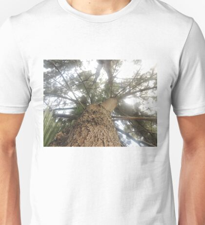 Tree Trunk Unisex T-Shirt