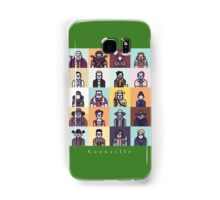 Coenville (w/ white lettering) Samsung Galaxy Case/Skin