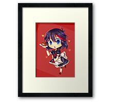 Kill la Kill Framed Print