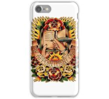 Informative Signs - Set 01 - Appointment only iPhone Case/Skin