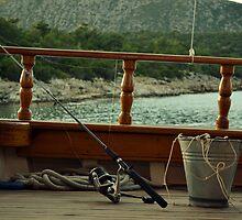 waiting fish by gzmguvenc89