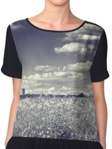 Following Dreams Chiffon Top