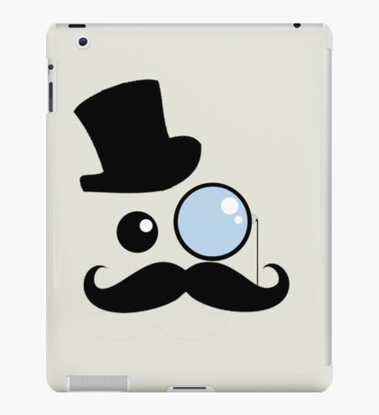 Topper iPad Case/Skin