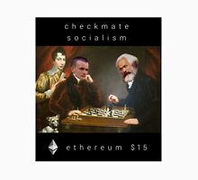 Checkmate Socialism - Commemorating Ethereum $15 Unisex T-Shirt