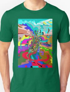 Adventures in mind Unisex T-Shirt