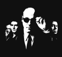 The Sopranos by cirdec