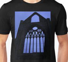 Tintern Abbey Silhouette Unisex T-Shirt
