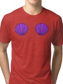 Seashell Bra Tri-blend T-Shirt