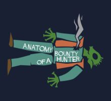 Anatomy Of A Bounty Hunter 2 Kids Clothes