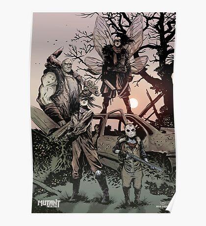 Mutant: År Noll (poster 03) Poster