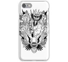 In Devil We Trust Lines iPhone Case/Skin