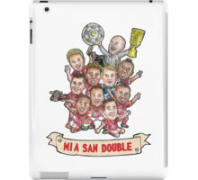 Mia San Double iPad Case/Skin