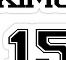 Yukimura 15 Sticker