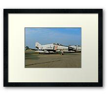 McDonnell F-4E Phantom II 66-0370 Framed Print