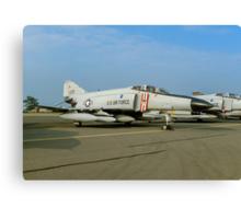 McDonnell F-4E Phantom II 66-0370 Canvas Print