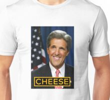 John Kerry is American Cheese Unisex T-Shirt