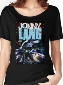 johny lang live 2016 Women's Relaxed Fit T-Shirt