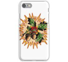 Spitshading 004 iPhone Case/Skin