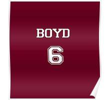 Boyd 6 Poster