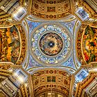 Saint Isaac's Cathedral - Исаа́киевский Собо́р, St Petersburg by Wendy  Rauw