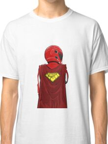 Michael Schumacher - #SupermanDay Tribute Classic T-Shirt