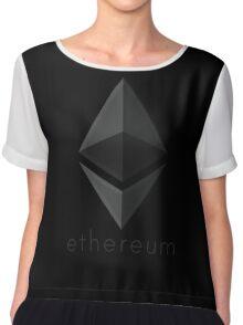 Ethereum Chiffon Top