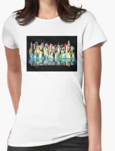 New City Womens Fitted T-Shirt