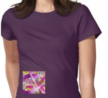 Spring Fruity Womens Fitted T-Shirt