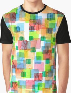Square Dance Graphic T-Shirt