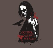 Victims... Aren't we all? by toxicadams