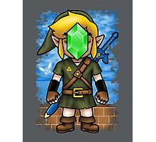 Son of Hyrule Photographic Print