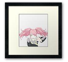 Rise Kujikawa Framed Print