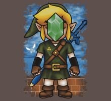 Son of Hyrule Baby Tee