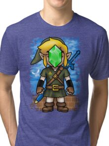 Son of Hyrule Tri-blend T-Shirt