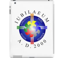 Great Catholic Jubilee 2000 iPad Case/Skin