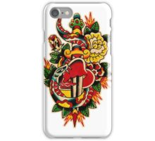 Spitshading 032 iPhone Case/Skin