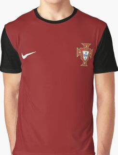 portugal Graphic T-Shirt